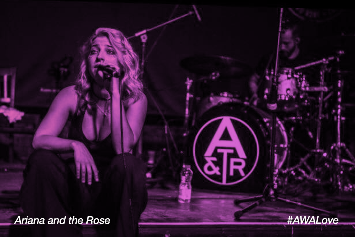 Ariana and the Rose