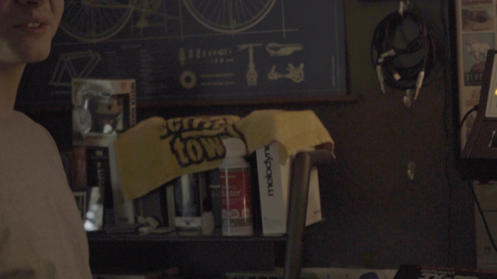 Kevin terrible towel 2