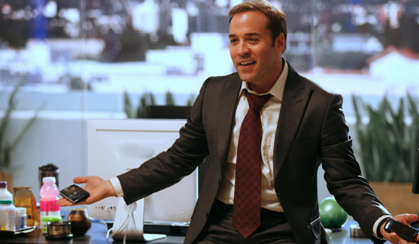 booking agent jeremy piven