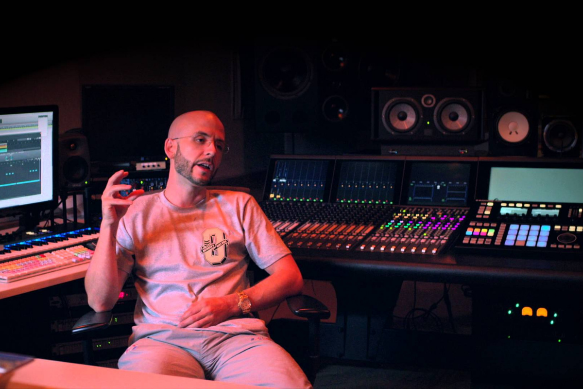 music producer | noah shebib