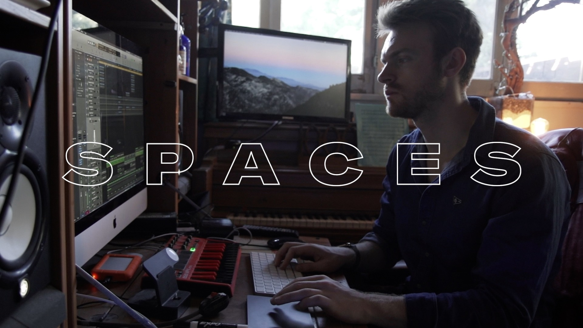 music producer | spaces