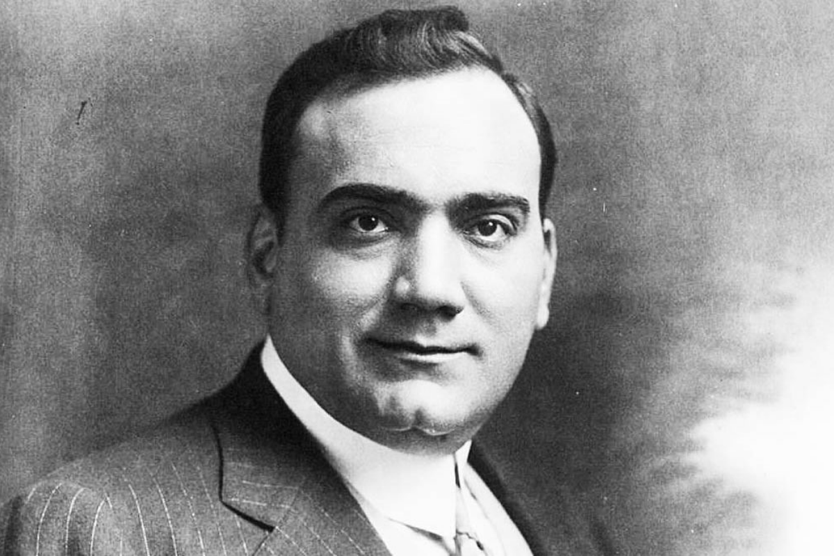 record deals | enrico caruso